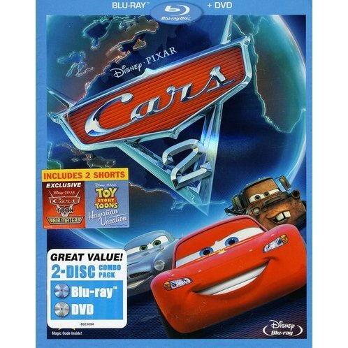 Cars 2 [Blu-ray+DVD]
