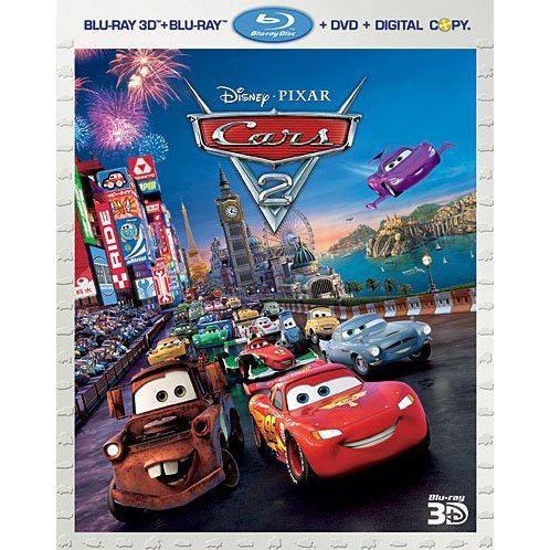 Cars 2 3D/2D