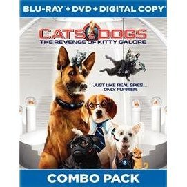Cats & Dogs 2: Revenge Of Kitty Galore