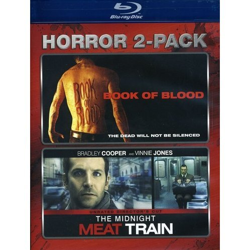 Clive Barker's Book Of Blood / The Midnight Meat Train