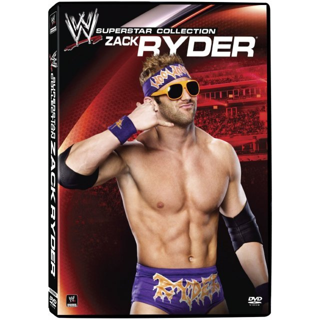 WWE Superstar Collection: Zack Ryder