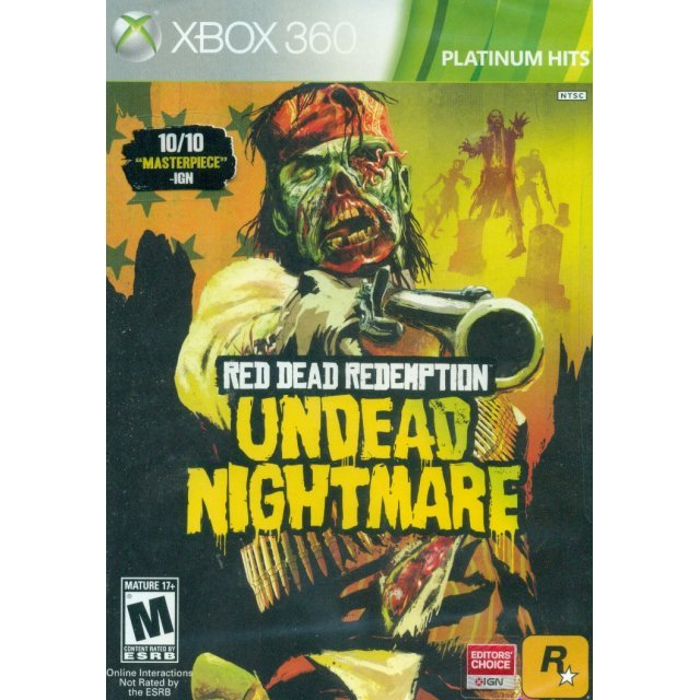 Red Dead Redemption: Undead Nightmare (Platinum Hits)