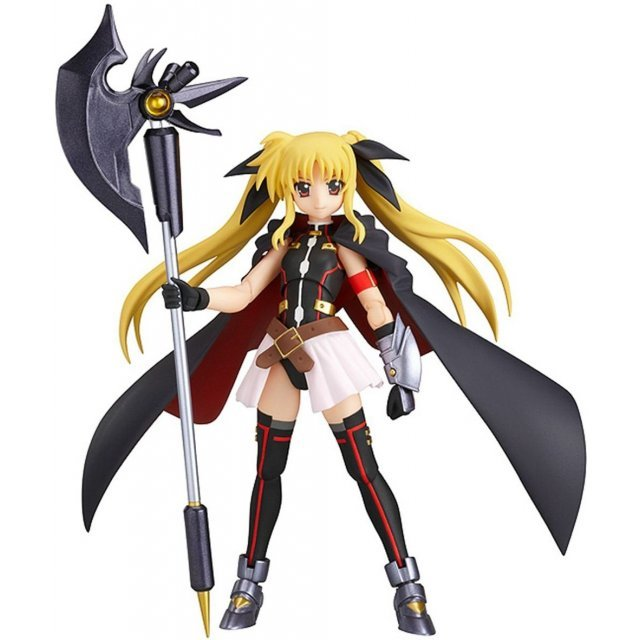 figma Magical Girl Lyrical Nanoha The MOVIE 2nd A's: Fate Testarossa: Lightning ver.