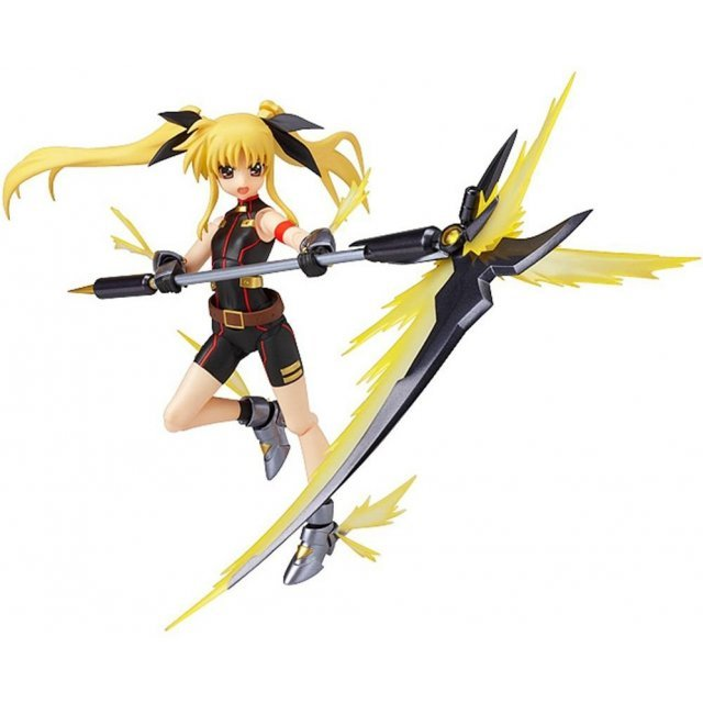 figma Magical Girl Lyrical Nanoha The MOVIE 2nd A's: Fate Testarossa: Sonic Form ver.