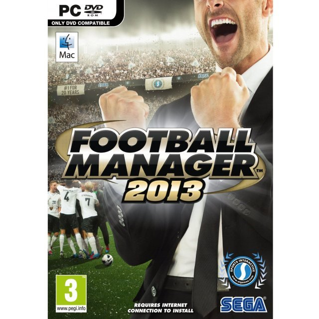 Football Manager 2013 (DVD-ROM)