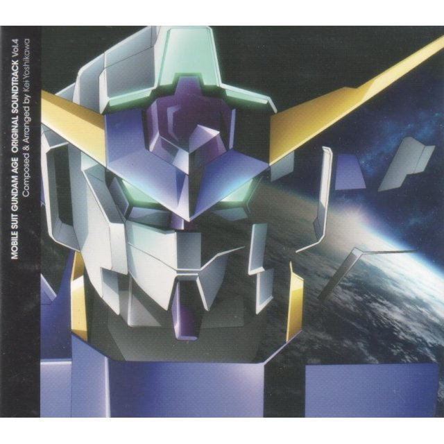Mobile Suit Gundam Age Original Soundtrack Vol.4