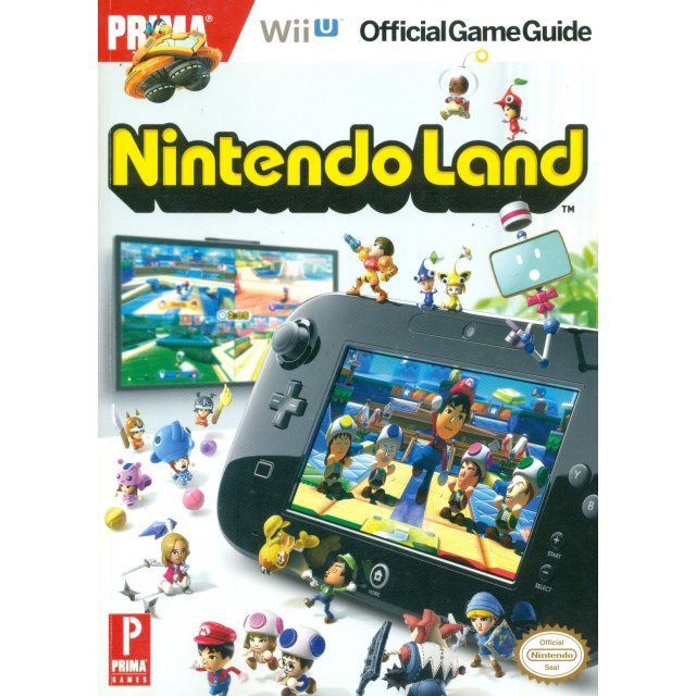 Nintendo Land Prima Official Game Guide