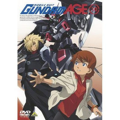 Mobile Suit Gundam Age Vol.10