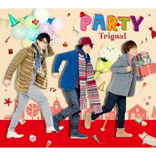 Party [CD+DVD Limited Edition]