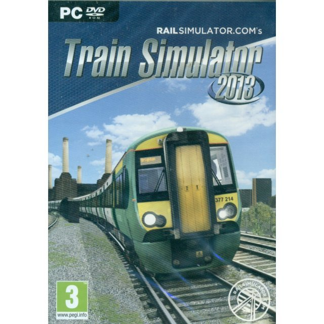 Train Simulator 2013 (DVD-ROM)