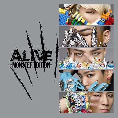 Alive Monster Edition [Limited Pressing]