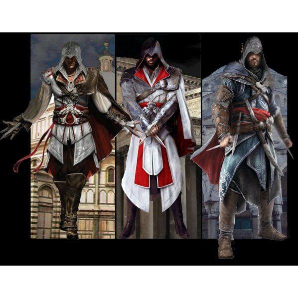 assassin s creed ezio trilogy