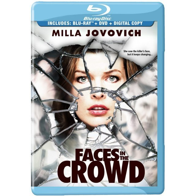 Faces In The Crowd [Blu-ray+DVD+Digital Copy]