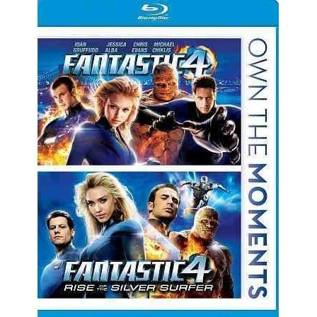 Fantastic Four / Fantastic Four: Rise Of The Silver Surfer