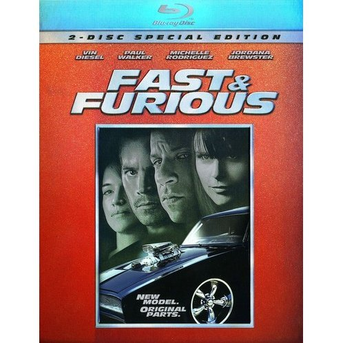 Fast & Furious (Special Edition)