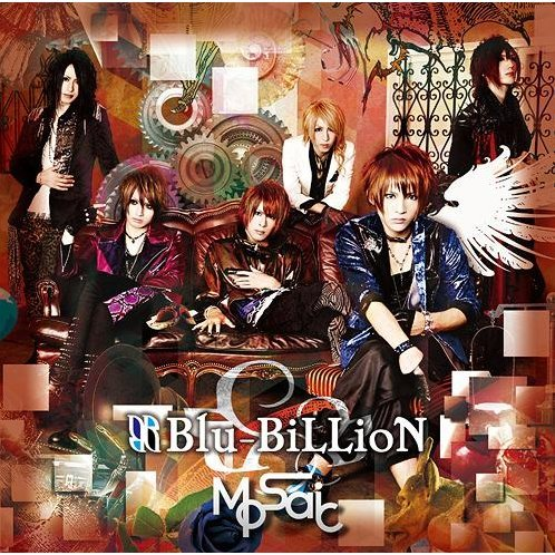 Mosaic [CD+DVD Limited Edition]