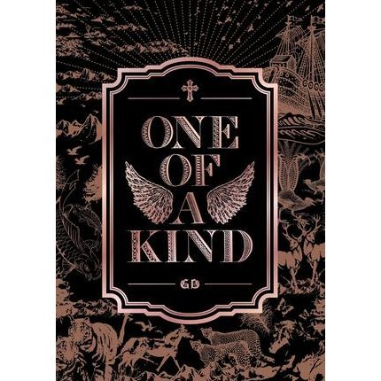 G-Dragon Mini Album Vol. 1 - One of A Kind [Type B]