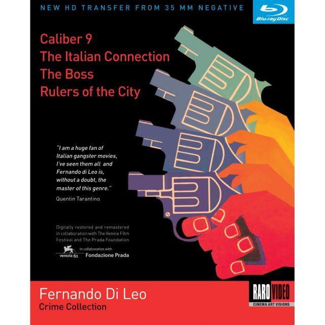Fernando Di Leo Crime Collection