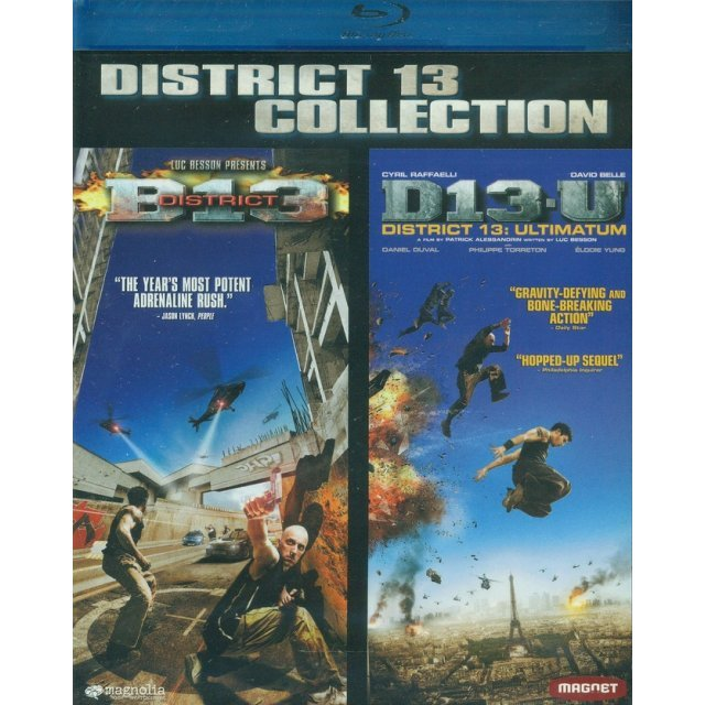 District B-13 / District 13-Ultimatum