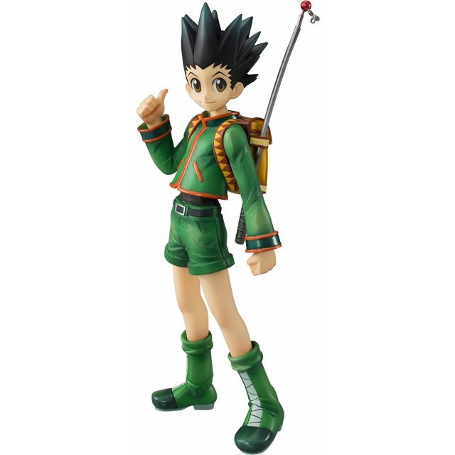 GEM Series Hunter X Hunter 1/8 Scale Pre-Painted PVC Figure: Gon Freecss