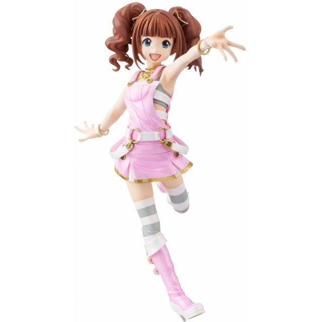 Brilliant Stage The Idolmaster 2 1/7 Scale Pre-Painted PVC Figure: Takatsuki Yayoi