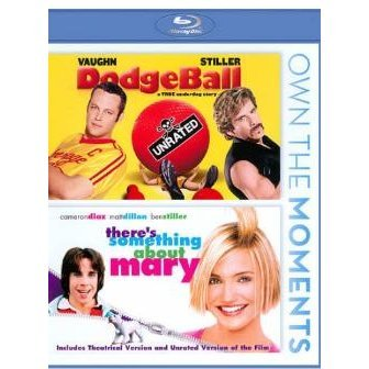 There's Something About Mary / Dodgeball: A True Underdog Story