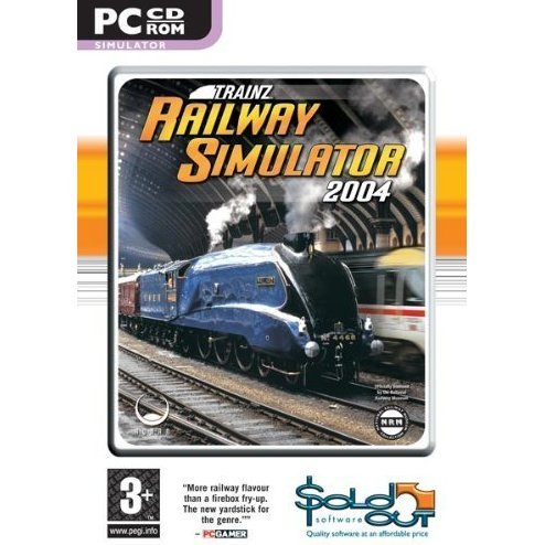 Trainz Railway Simulator 2004