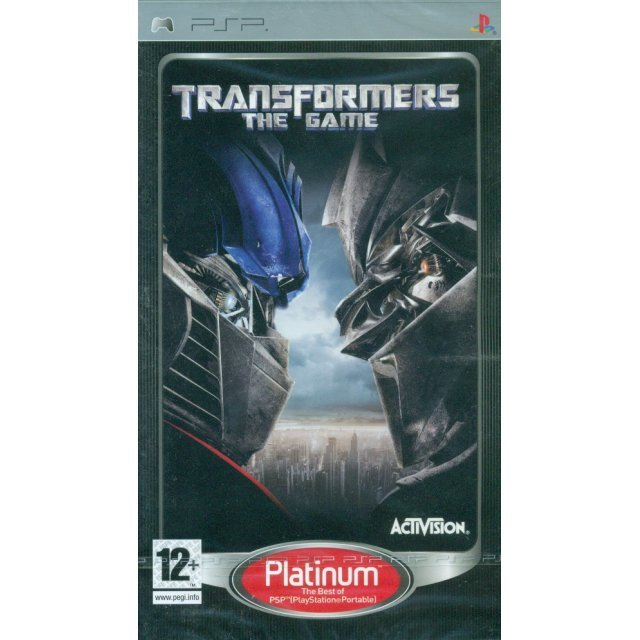 Transformers: The Game (Platinum)
