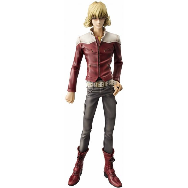 GEM Series Tiger & Bunny 1/8 Scale Pre-Painted PVC Figure: Barnaby Brooks Jr.