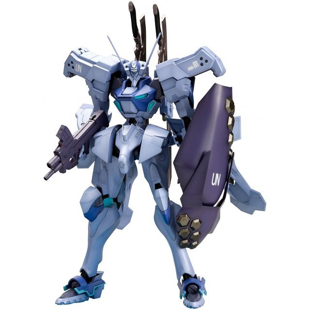 Muv-Luv Alternative Non Scale Pre-Painted Plastic Model Kit: Shiranui Avant-garde assault / Specifications Vanguard Assault Package Renewal Ver. (Re-Run)