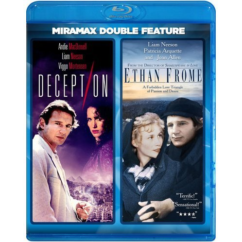 Liam Neeson Double Feature (Deception/Ethan Frome)