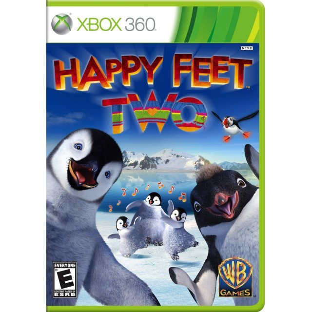 Happy Feet Two (WB Bundle)