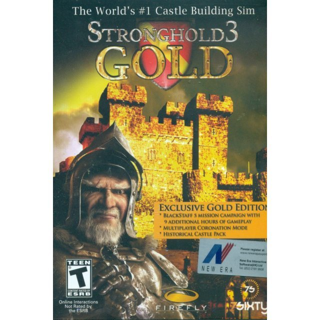 Stronghold 3: Gold Edition (DVD-ROM)