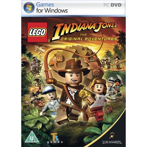 LEGO Indiana Jones: The Original Adventures (DVD-ROM)