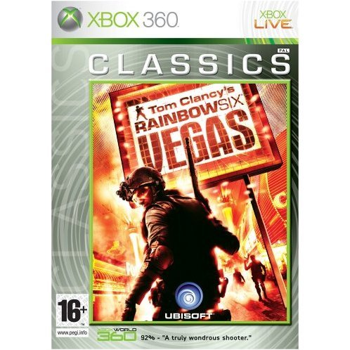 Tom Clancy's Rainbow Six Vegas (Classics)