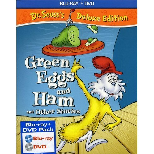 Dr Seuss's Green Eggs and Ham and Other Stories
