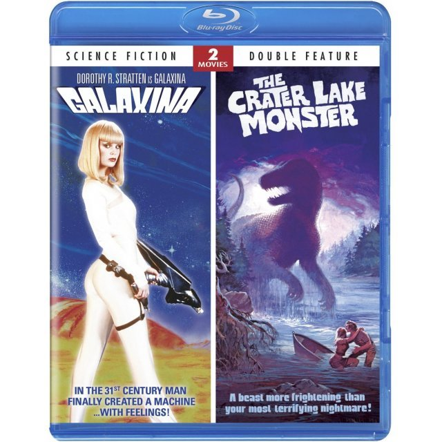 Galaxina / The Crater Lake Monster