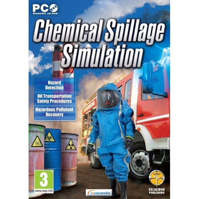 Chemical Spillage Simulator