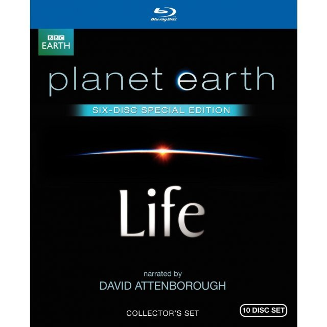Life/Planet Earth (Collector's Set)