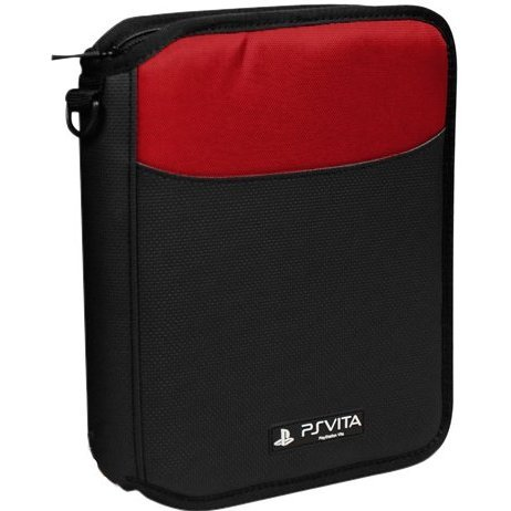 Deluxe Travel Case (Red)
