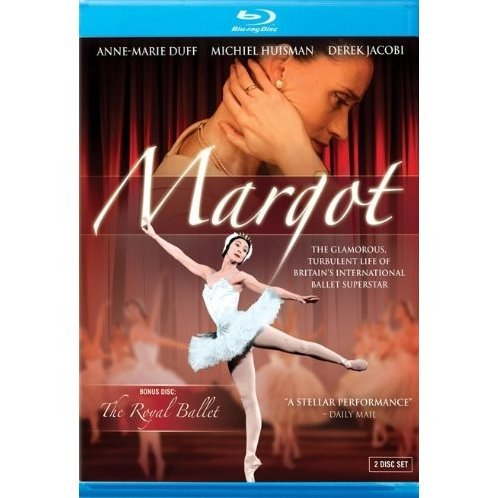 Margot With The Royal Ballet