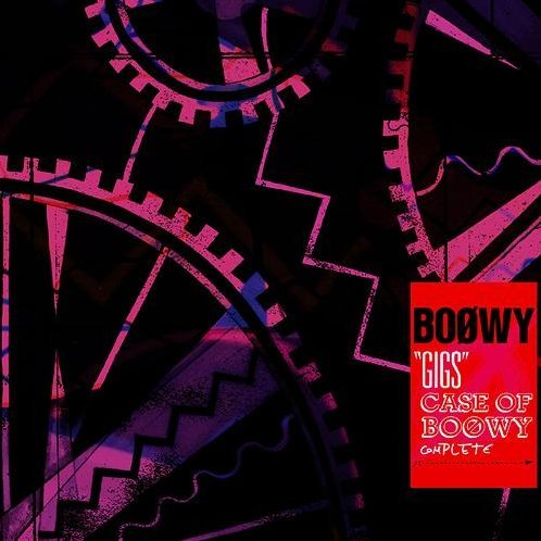 Gigs Case Of Boowy Complete [Blu-spec CD2]