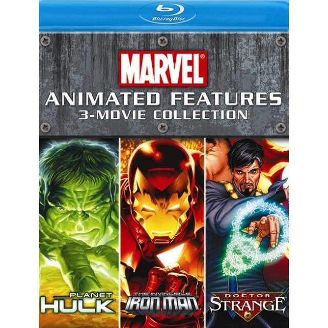 Marvel Animated Features