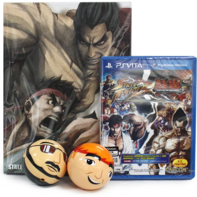 Street Fighter X Tekken (Chinese + English Version) (Special Premium Edition)