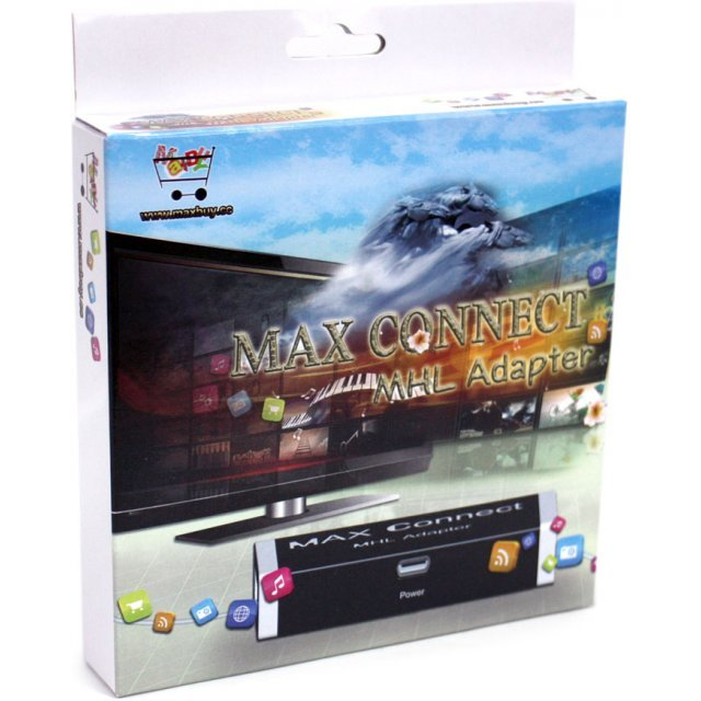 Maxbuy Maxconnect MHL Adapter