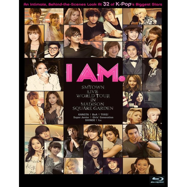 I Am: SMTOWN Live World Tour in Madison Square Garden