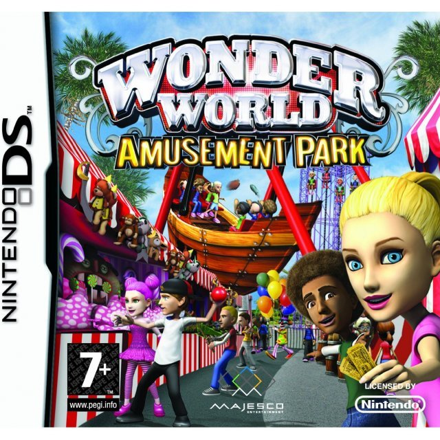 Wonder World Amusement Park