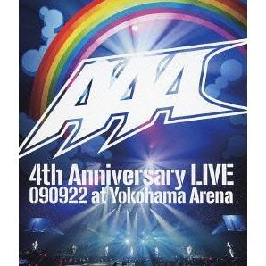 4th Anniversary Live 090922 At Yokohama Arena