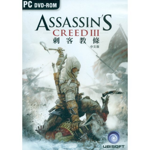 Assassin's Creed III (Chinese) (DVD-ROM)