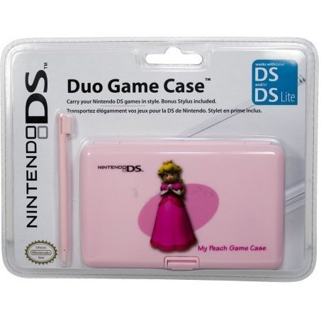 Duo Game Case (Princess Peach)